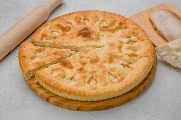 Осетинский пирог. Арфа пироги