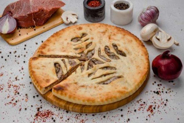 Осетинский пирог. Арфа