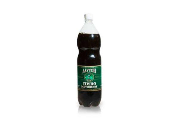 """Осетинское пиво """"Алутон"""""""