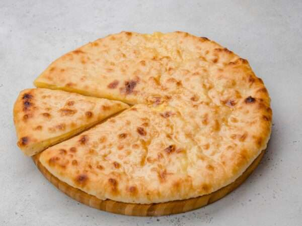 Пирог с картошкой и жареным луком